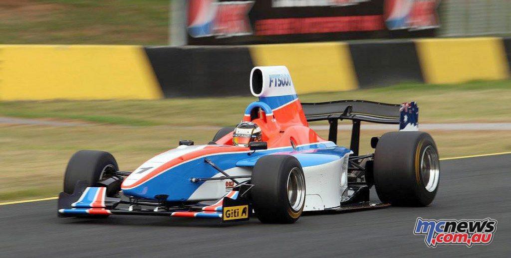 Chris Lambden's FT 5000