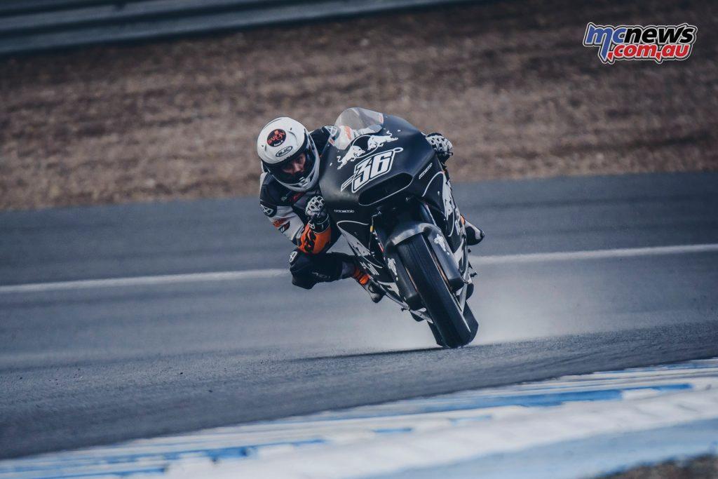 2016 Final MotoGP Test Jerez - KTM - Mika Kallio