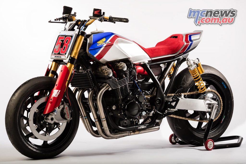 Honda CB1100 TR Concept