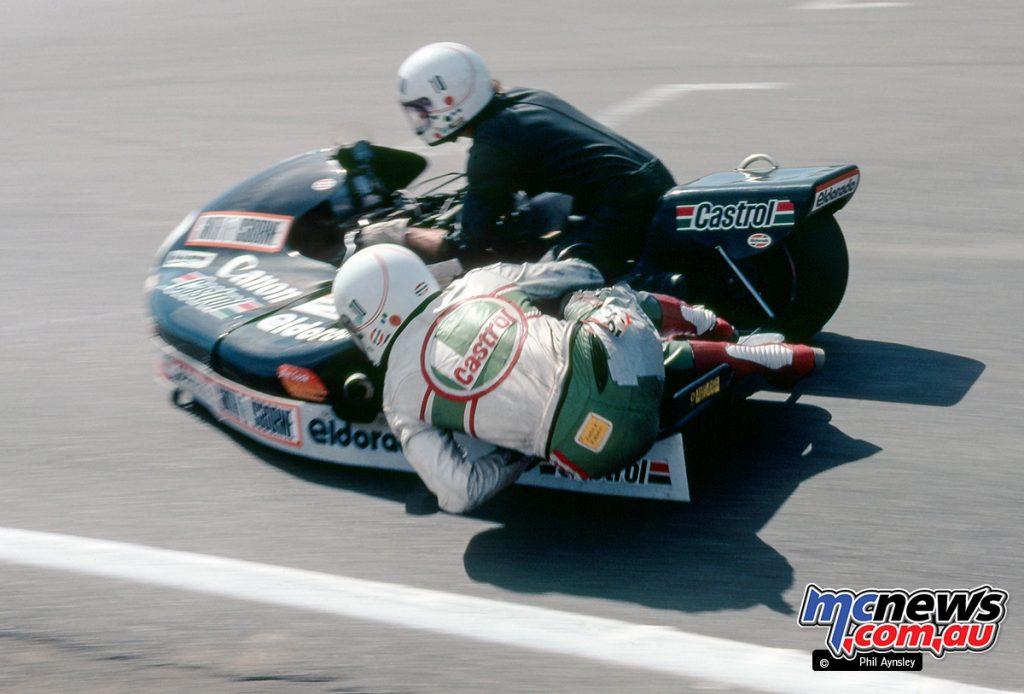 Bathurst 1983 - Barry Horner/Matt Griffin, Yamaha TZ700