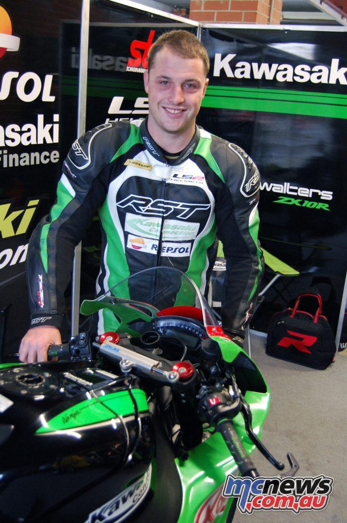 2016 Australasian Superbike Championship - Matt Walters