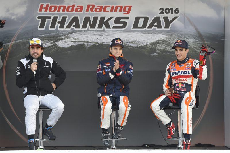 2016 Honda Racing Thanks Day
