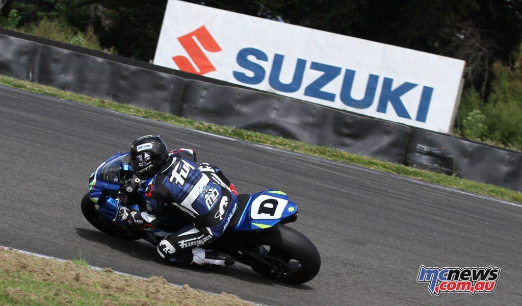 2016 Suzuki Series - Round 2 - Michael Dunlop - Image: Terry Stevenson