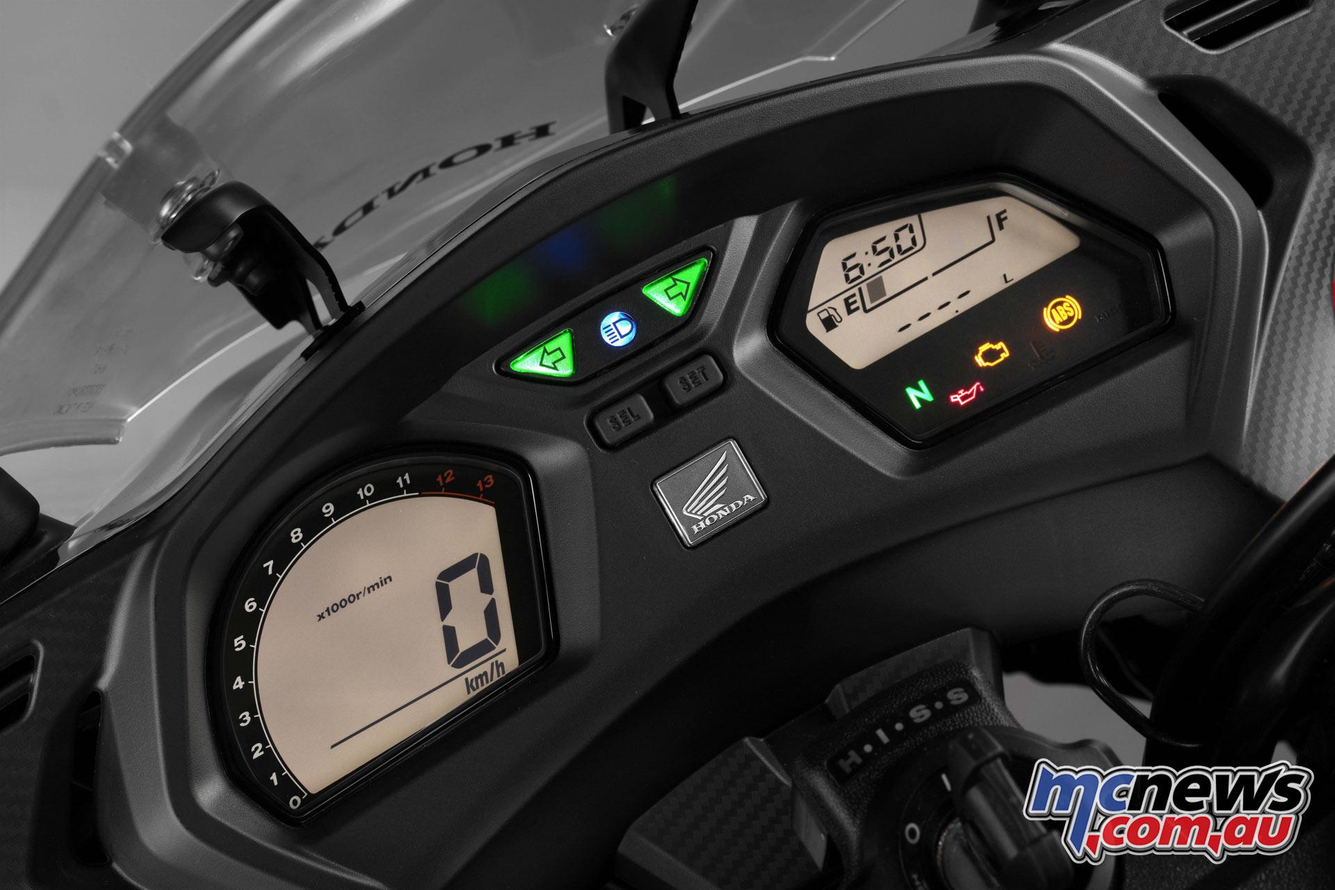 2017 Honda Cbr650f Mcnews Com Au