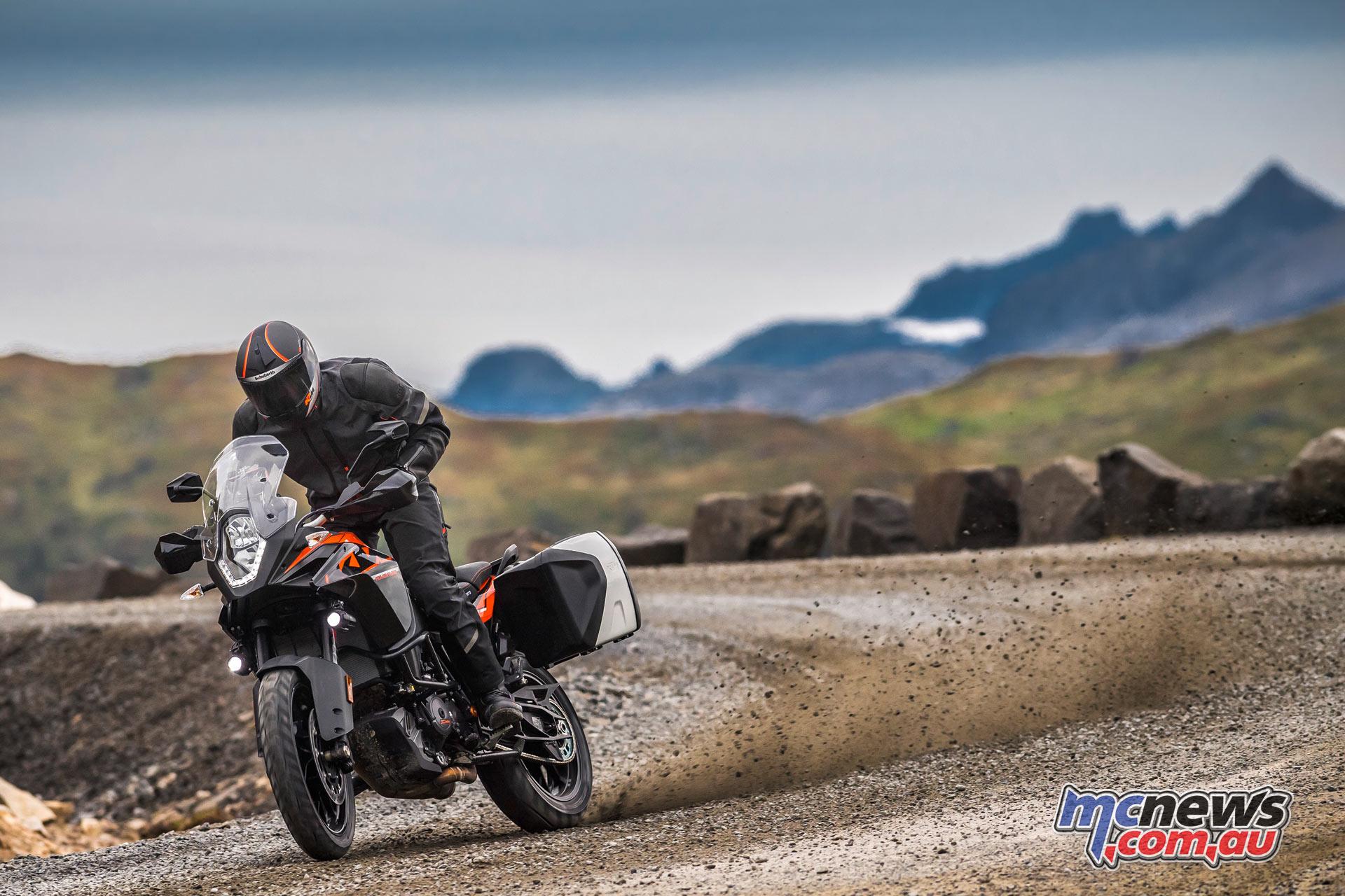2017 Ktm 1090 Adventure 125hp Wp Suspension Mcnews Com Au