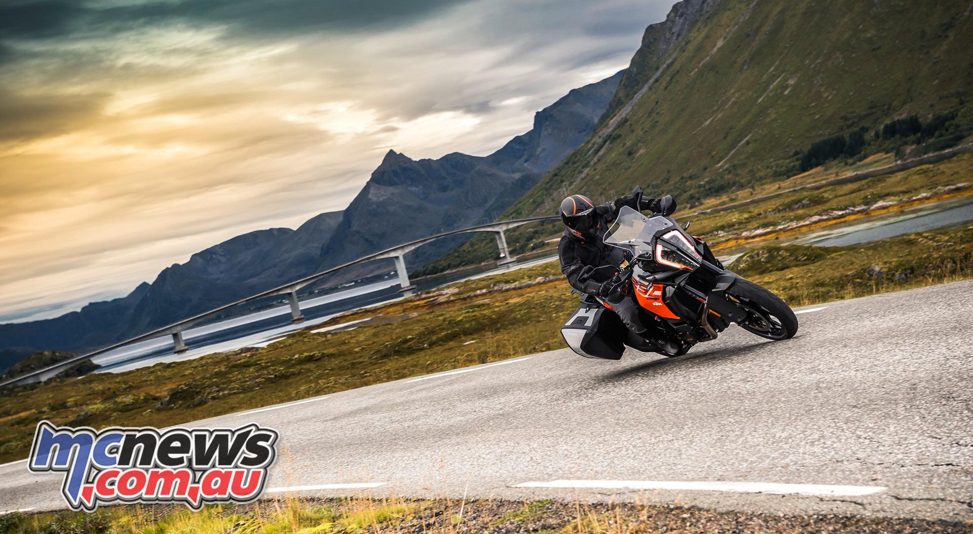 2017 Ktm 1290 Super Adventure S Mcnews Com Au