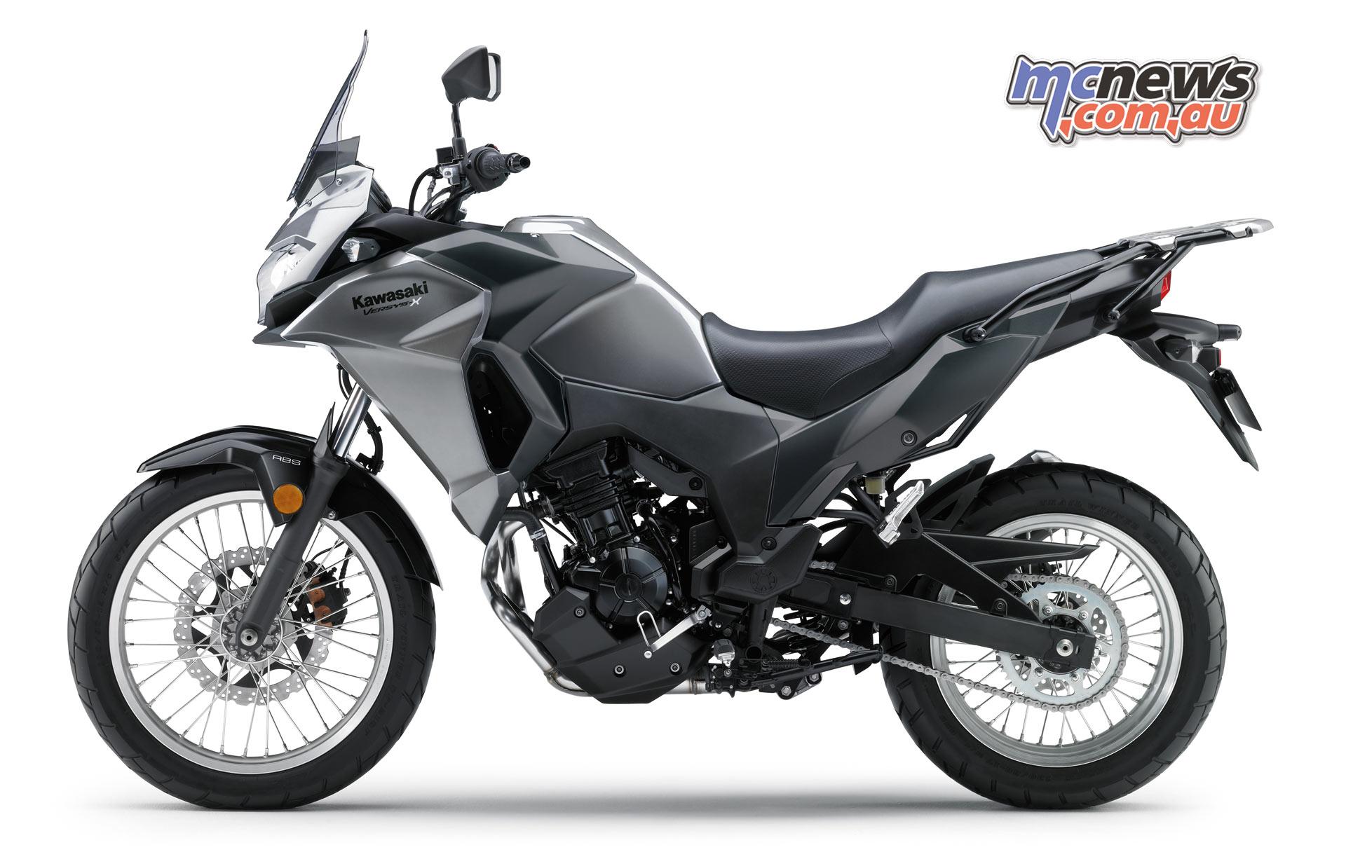 All New 2017 Kawasaki Versys X 300 Mcnews Com Au