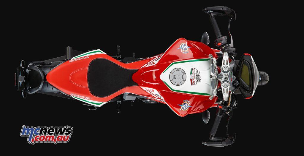 2017 MV Agusta Dragster RC