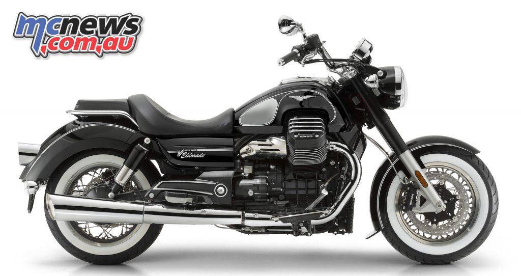 2017 Moto Guzzi Eldorado