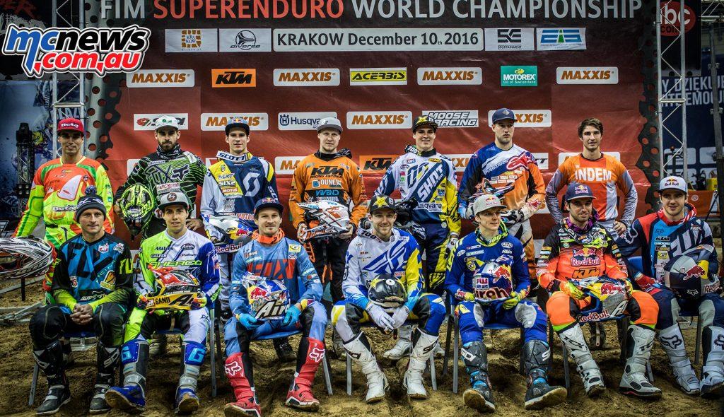 SuperEnduro 2016 - Krakow