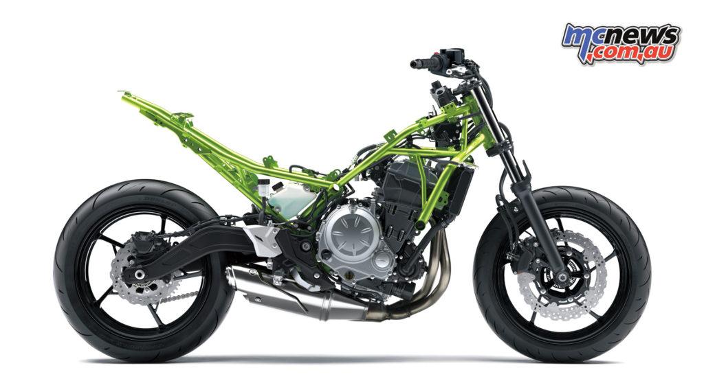 2017 Kawasaki Z650