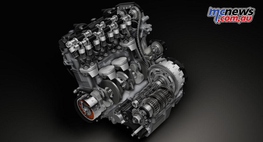 2017 Suzuki Hayabusa - 1340cc, In-line 4-cylinder, 4-stroke, DOHC, Liquid-cooled