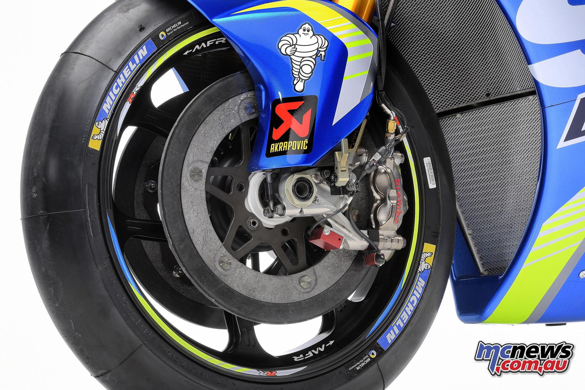 Brembo and radial brake development | Part 1 | MCNews.com.au
