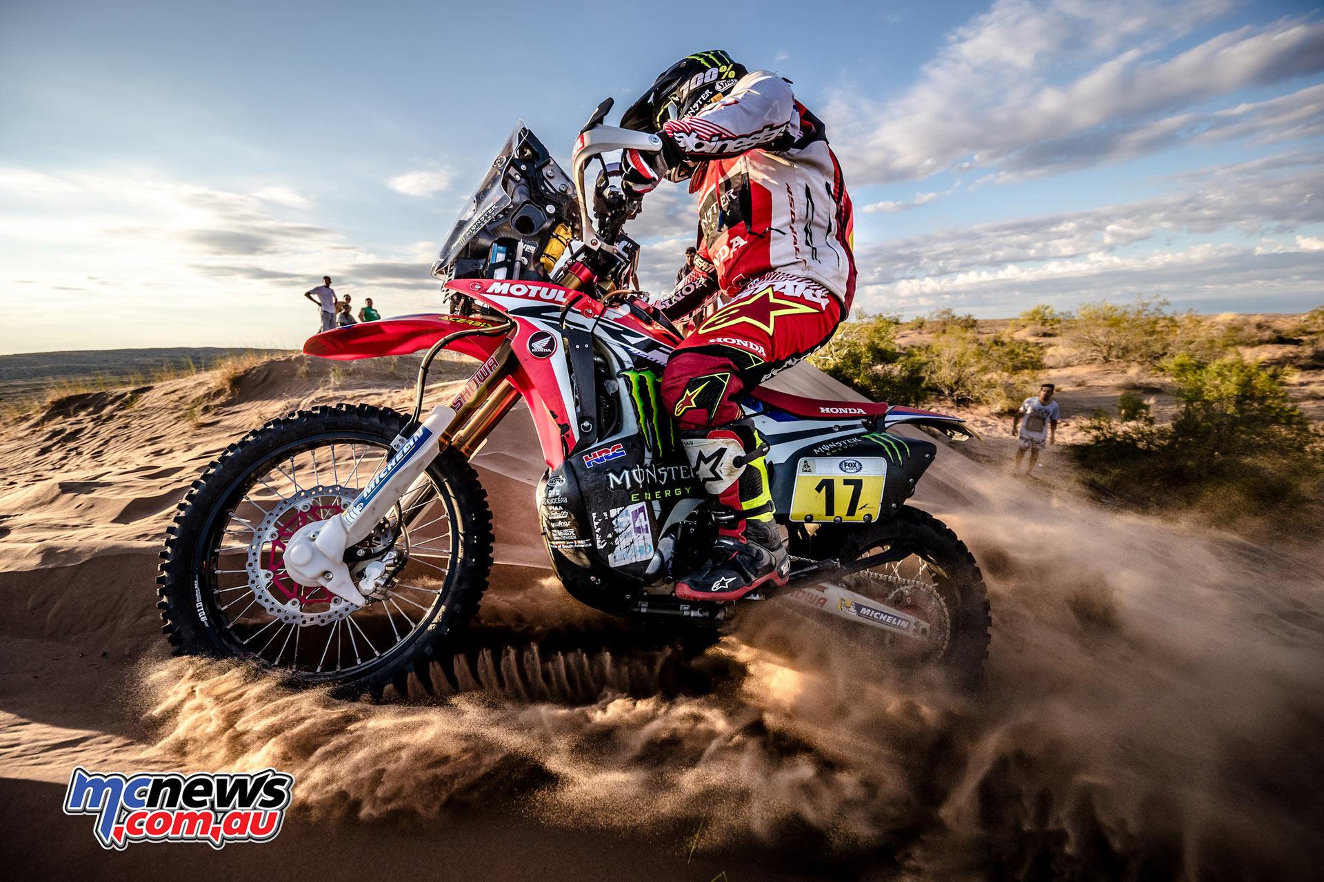 2017 Dakar Rally - Paulo Goncalves
