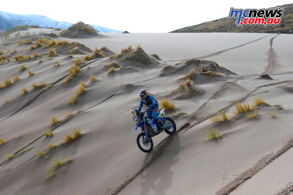 Dakar 2017 - Adrien Van Beveren