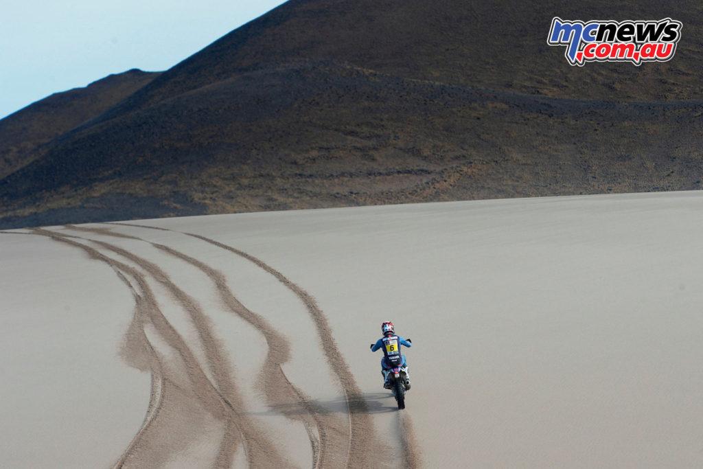 Dakar 2017 - Stage 7 - Adrien Van Beveren