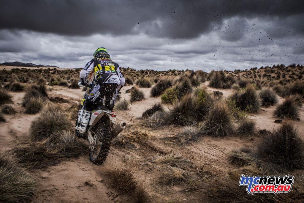 Dakar 2017 - Stage 7 - Pablo Quintanilla