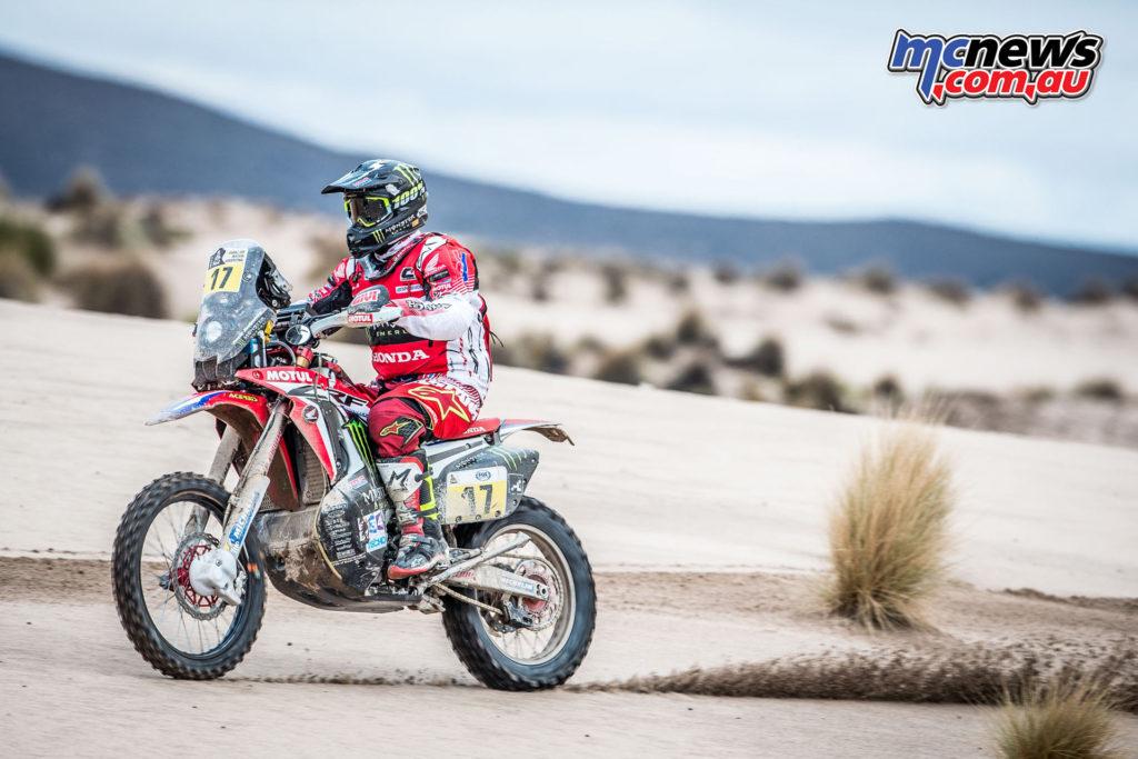 Dakar 2017 - Stage 7 - Paulo Goncalves