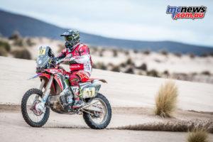 Dakar 2017 - Paulo Goncalves