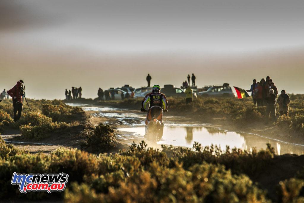 Dakar 2017 - Stage 8 - Matthias Walkner - Image: Marcin Kin