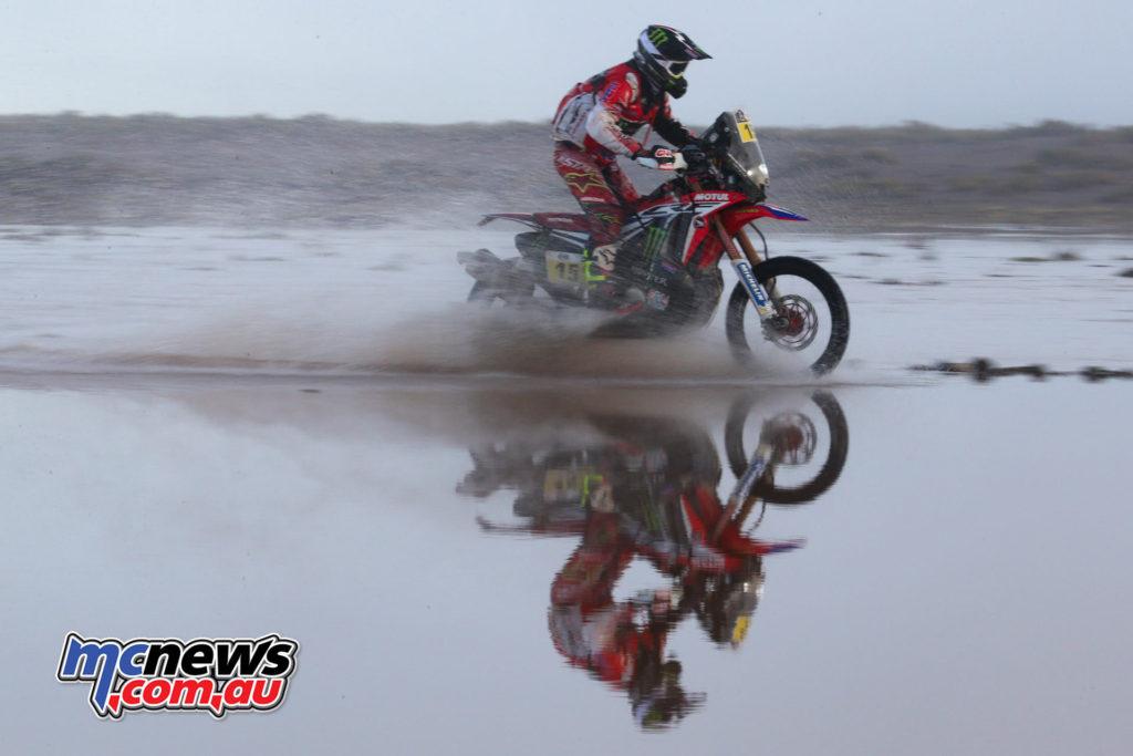 Dakar 2017 - Stage 8 - Michael Metge