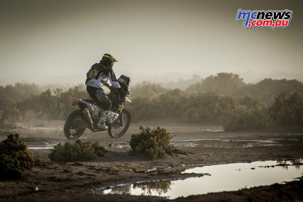 Dakar 2017 - Stage 8 - Pablo Quintanilla