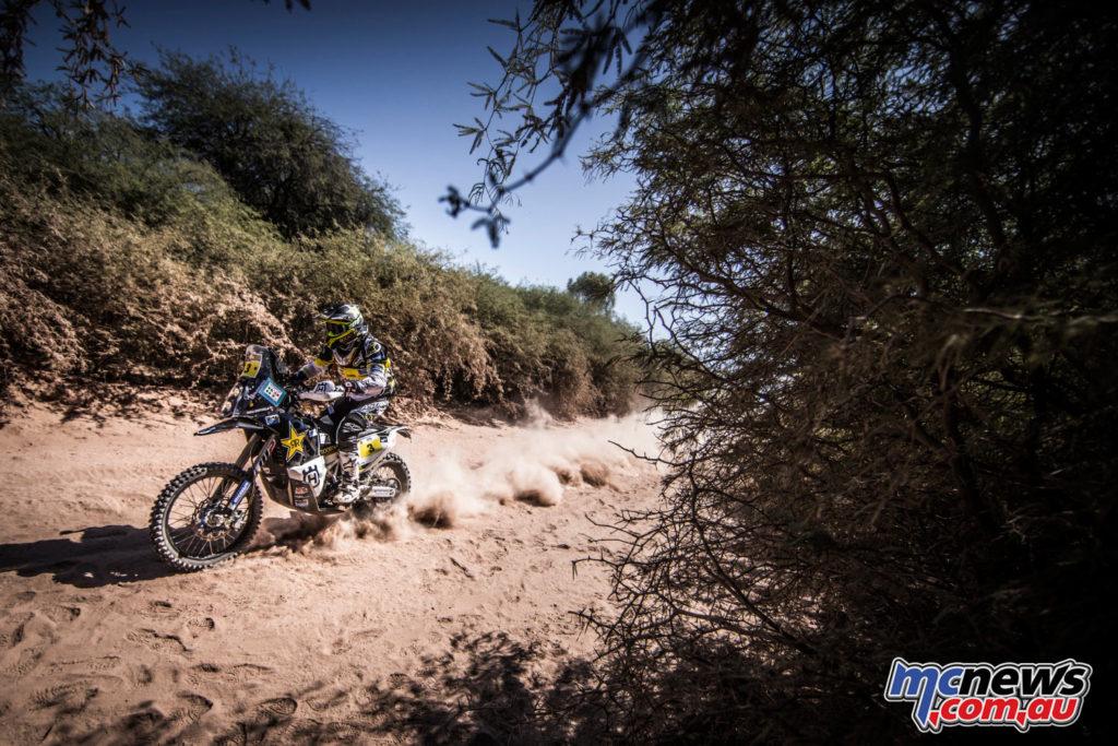 Dakar 2017 - Stage 2 - Pablo Quintanilla