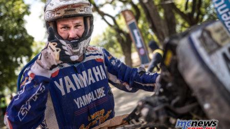 Rodney Faggotter and Yamaha recap Dakar 2017