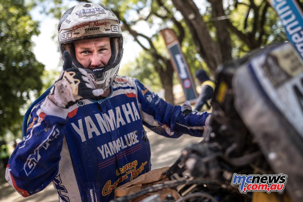 Dakar 2017 - Stage 2 - Rodney Faggotter