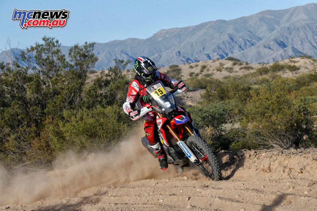 Dakar 2017 - Stage 3 - Michael Metge
