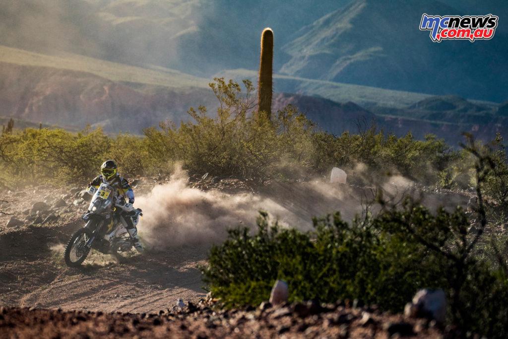 Dakar 2017 - Stage 3 - Pablo Quintanilla
