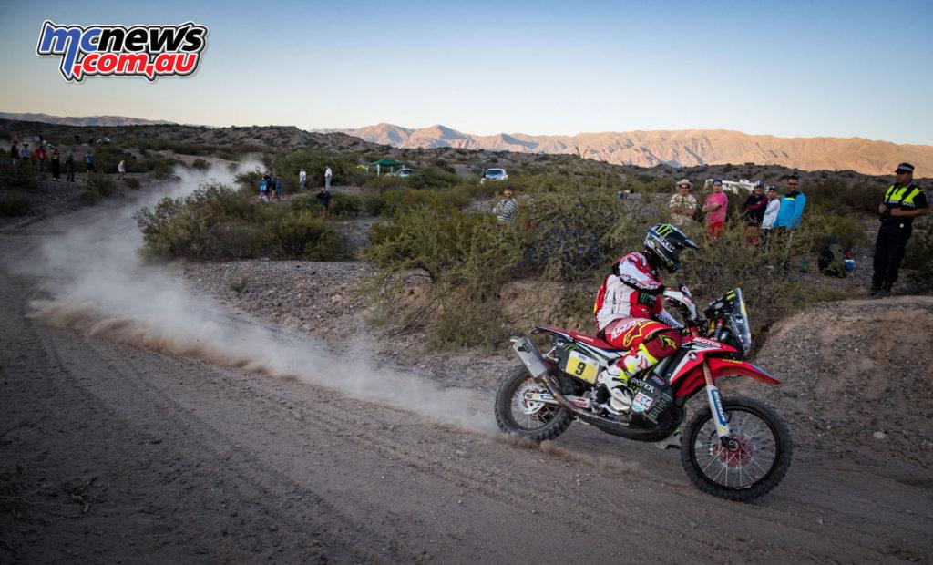 Dakar 2017 - Stage 3 - Ricky Brabec