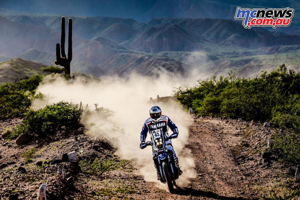 Dakar 2017 - Stage 3 - Rodney Faggotter