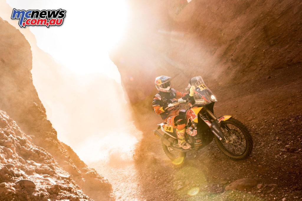 Dakar 2017 - Stage 3 - Sam Sunderland