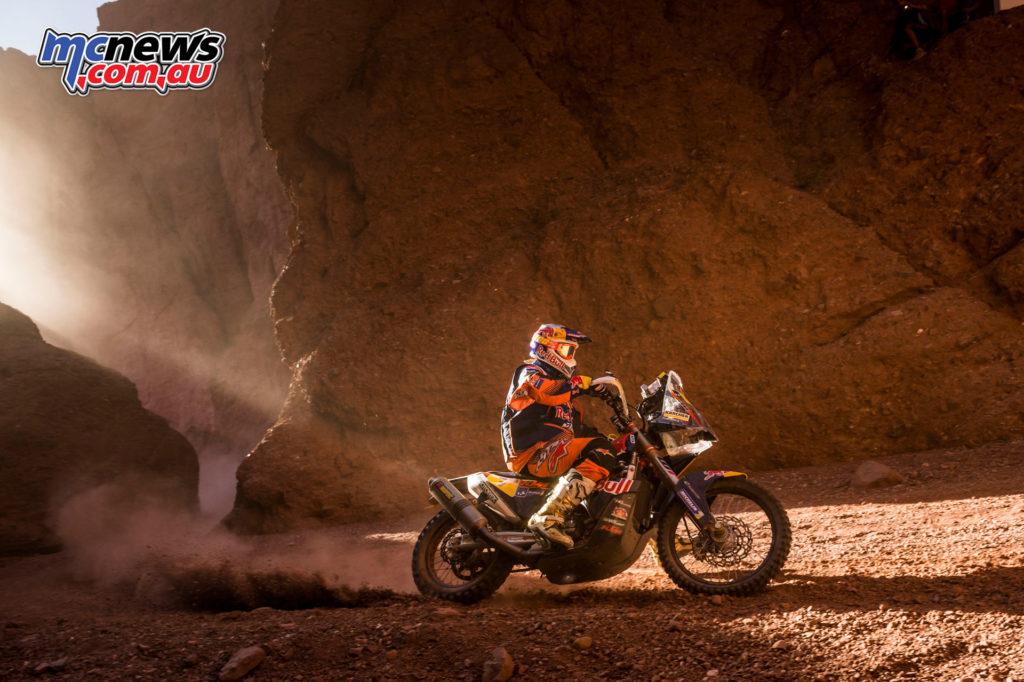 Dakar 2017 - Stage 3 - Toby Price