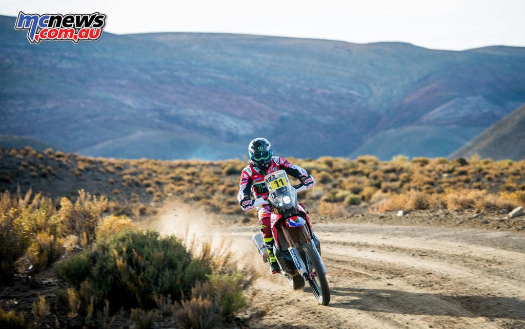Dakar 2017 - Stage 4 - Joan Barreda