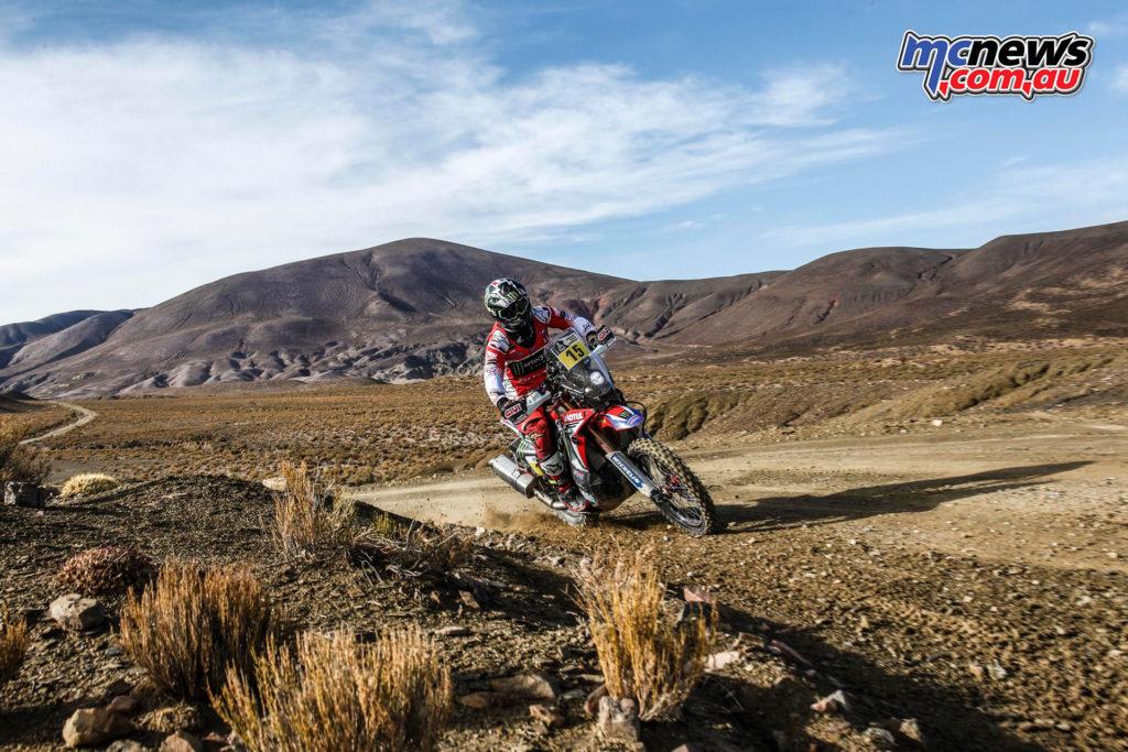 Dakar 2017 - Stage 4 - Michael Metge