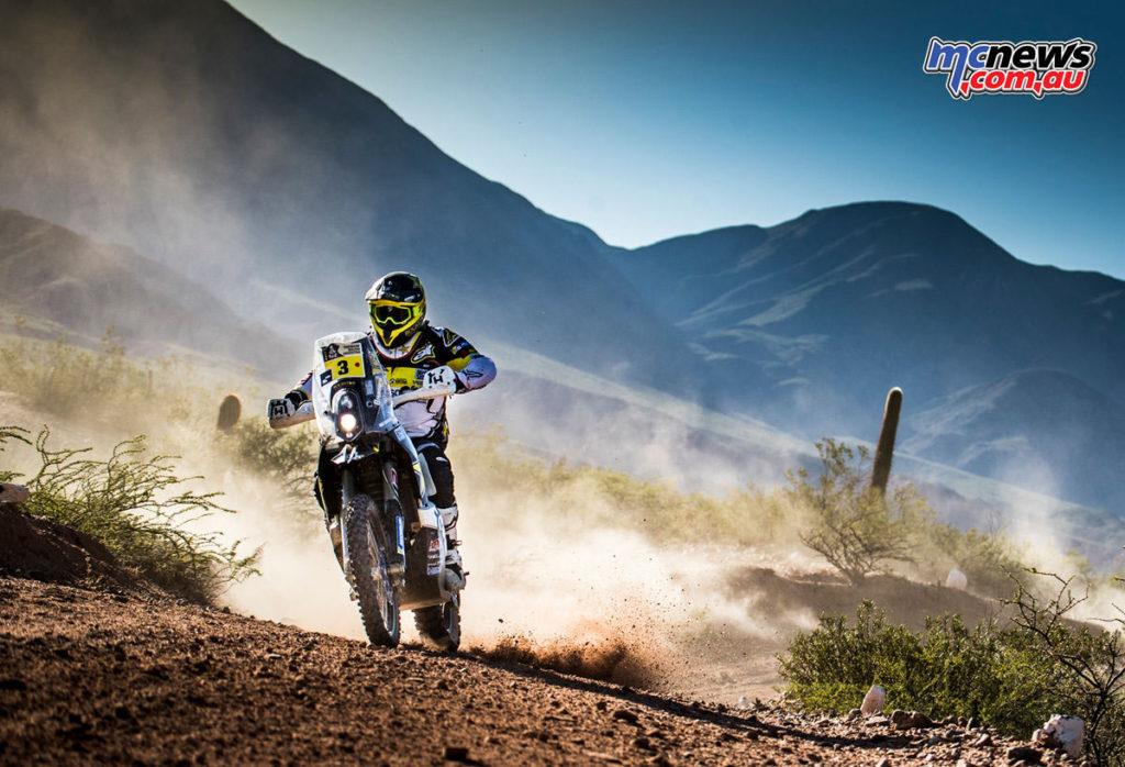 Dakar 2017 - Stage 4 - Pablo Quintanilla