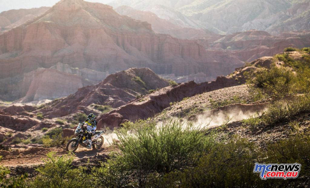 Dakar 2017 - Stage 4 - Paul Renet