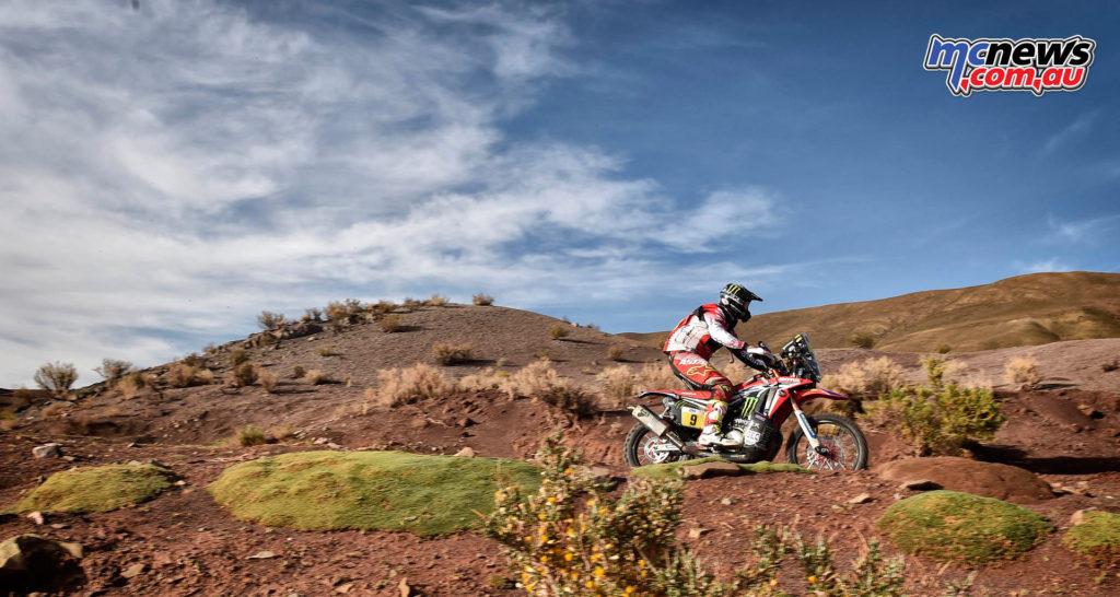 Dakar 2017 - Stage 4 - Ricky Brabec