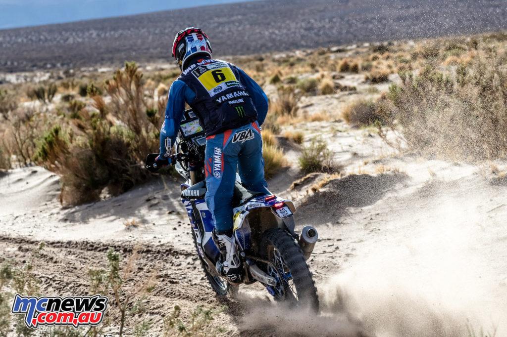 Dakar 2017 - Stage 5 - Adrien Van Beveren