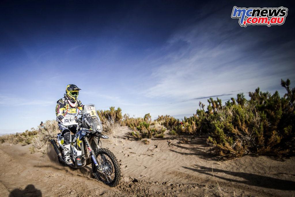Dakar 2017 - Stage 5 - Pablo Quintanilla
