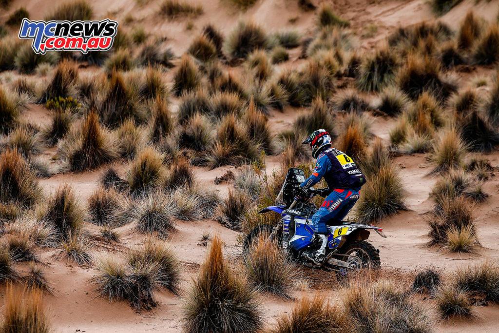 Dakar 2017 - Stage 8 - Adrien Van Beveren