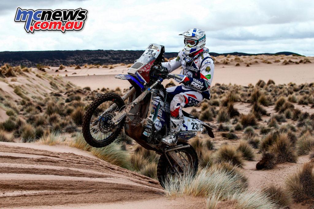 Dakar 2017 - Stage 8 - Xavier de Soultrait