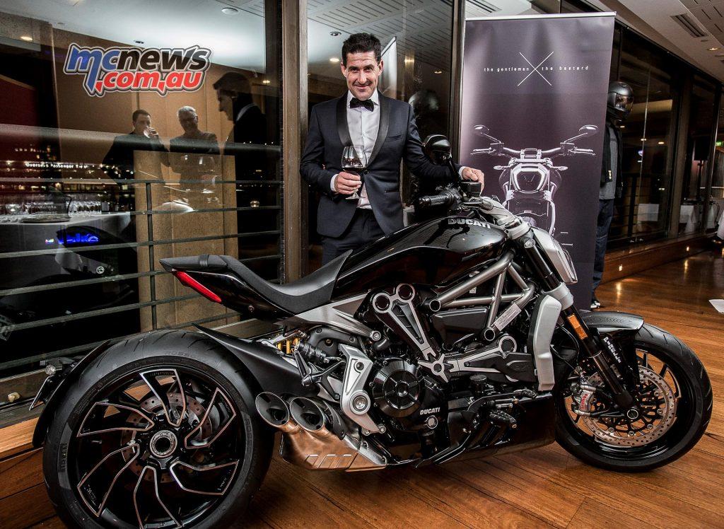 Ducati Xdiavel Rear Tire