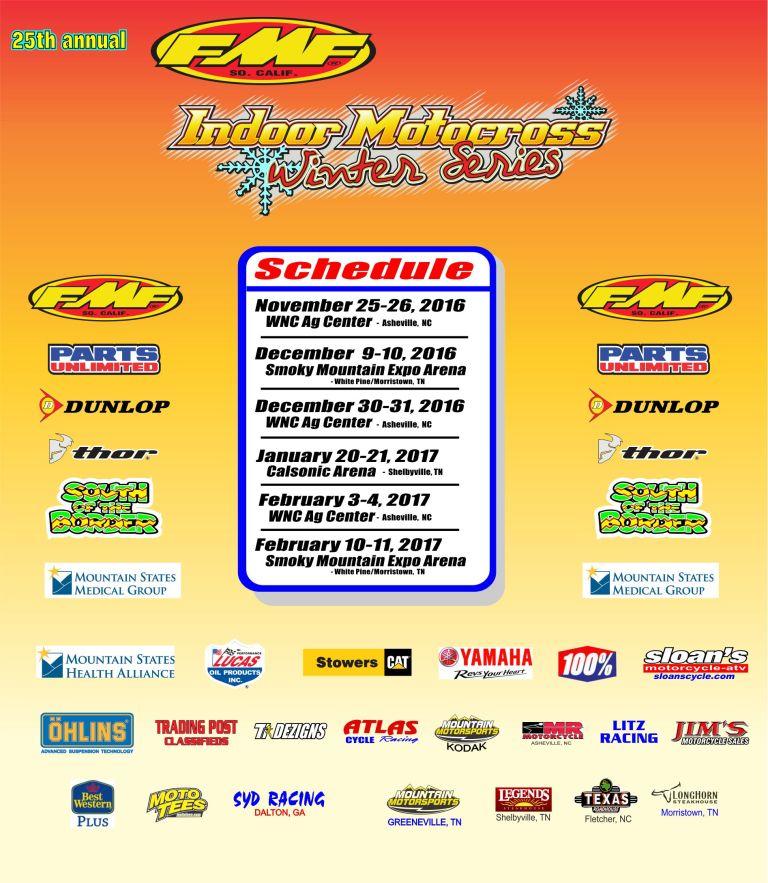 FMF Indoor Winter Series