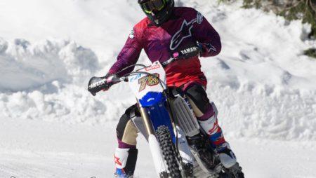 Loris Baz looks towards MotoGP season 2017