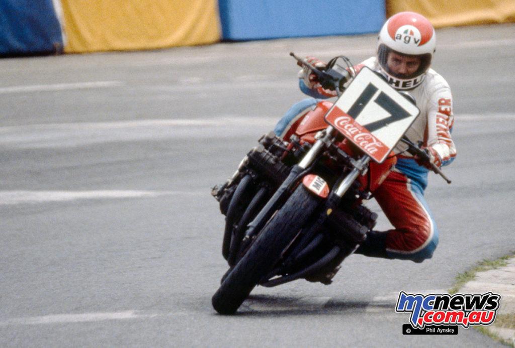 1980 Coca Cola 800 - Honda CBX1000