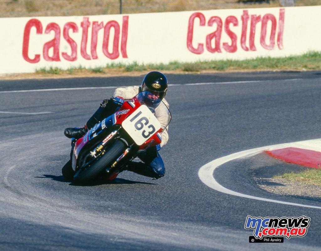 Bathurst 1986 - Roger Heyes/Suzuki 750