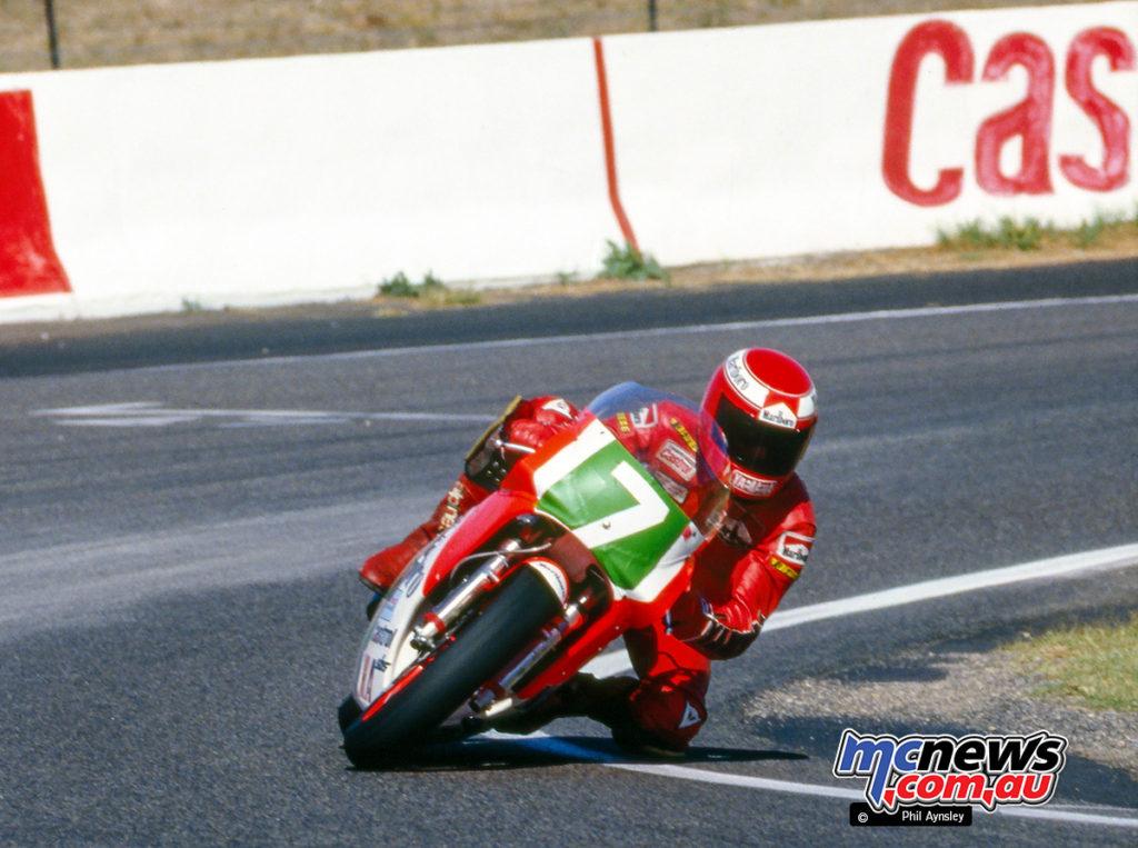 Bathurst 1986 - Michael Dowson/Yamaha TZ250